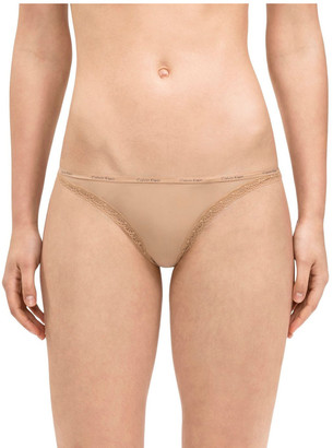 Calvin Klein Brief Program Bottoms Up Thong D3445