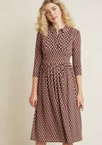 Fever London Proper Proposal Midi Dress in 8 (UK)