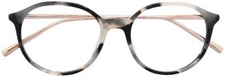 Marc Jacobs Tortoiseshell-Effect Glasses