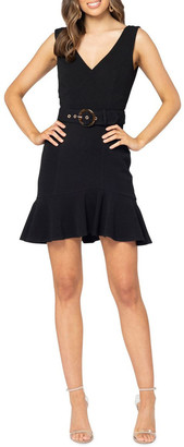 Pilgrim Gia V Neck Dress
