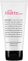 philosophy Total MattenessTM Pore-Minimizing & Mattifying Cleanser Mask