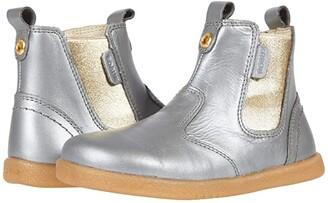 Bobux I-Walk Jodhpur Boot (Toddler) (Charcoal Shimmer 2) Girl's Shoes