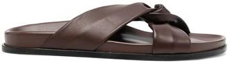 Elleme Tresse leather sandals