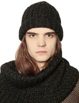 Cheap Monday Techno Knit Beanie Hat