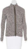 NSF Zip-Up Wool Jacket