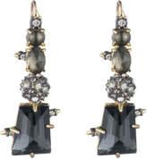 Alexis Bittar Fancy Stone Infinity Wire Earring
