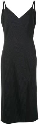 Karen Walker Dark Matter Slip Dress
