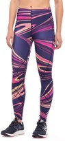 CW-X StabilyX Print Tights - UPF 50+ (For Women)