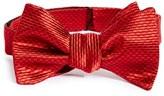 David Donahue Men's Silk Bow Tie