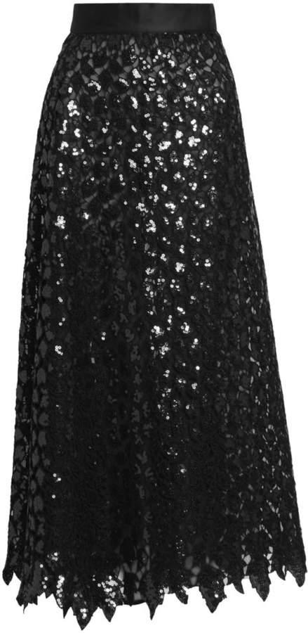 5c0a4d338f Overlay Maxi Skirt - ShopStyle UK