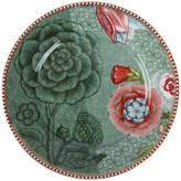 Pip Studio Spring To Life Plate - Green - Small