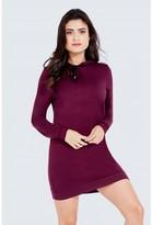 Select Fashion Hoodie Sweat Dress - size 6