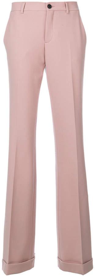 Miu Miu bootcut tailored trousers