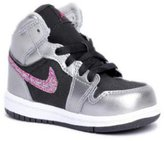 Jordan NIKE Girls (TD) Air Retro 1 Basketball Shoes-364773-013