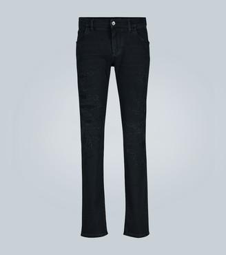 Dolce & Gabbana Skinny stretch-fit jeans