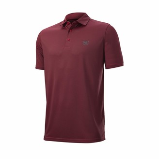 Wilson Men's Stripe Polo T-Shirt