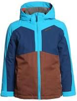 Ziener ABORO JUN Ski jacket copper melange