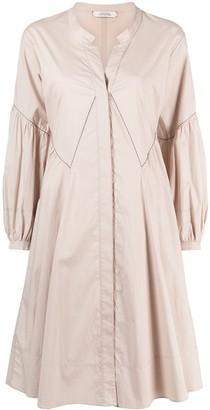 Dorothee Schumacher Poplin Power stretch-cotton dress