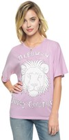 Juicy Couture Lion Meow Graphic Tee
