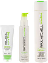 Paul Mitchell Super Skinny Trio- Shampoo, Daily Treatment & Serum
