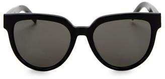 Saint Laurent M28 54MM Cat Eye Sunglasses