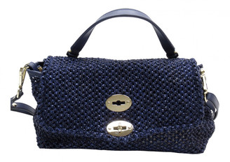 Zanellato Navy Leather Handbags