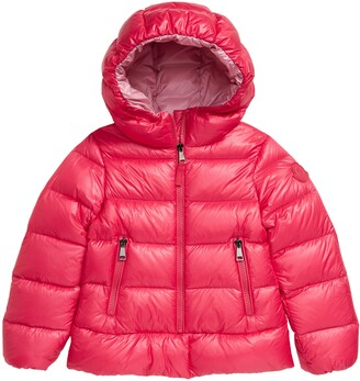 Moncler Kids' Sunday Water Resistant Hooded Down Puffer Jacket
