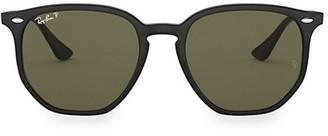 Ray-Ban RB4306 54MM Highstreet Square Sunglasses