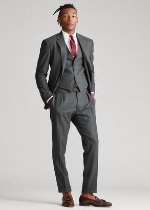 Ralph Lauren Polo Flannel 3-Piece Suit