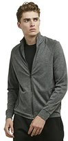 Kenneth Cole New York Men's Full Zip Mock