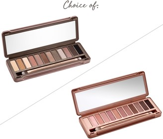 Urban Decay Naked Eye Shadow Palette Core Collection