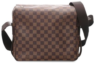 Louis Vuitton 2003 Pre-Owned Check Messenger Bag