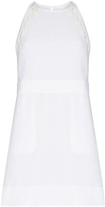 Chloé Cut-Out Detail Mini-Dress