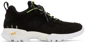 Heron Preston Black Security Sneakers