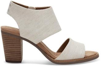 Toms Majorca Cutout Heel