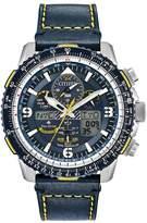 Citizen Men's E-drive Blue Angels Skyhawk A.T Strap Watch