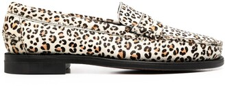 Sebago x Vier Dan Wild loafers