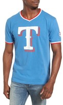 American Needle Men's Eastwood Texas Rangers T-Shirt
