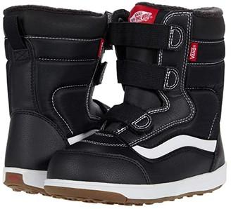 Vans Kids Snow Cruiser V MTE (Little Kid/Big Kid) (Black/White) Kids Shoes