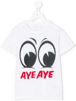Stella McCartney Aye Aye print T-shirt - kids - Cotton - 6 yrs