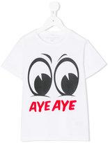 Stella McCartney Aye Aye print T-shirt