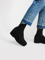 Free People Pia Stretch Platform Boot