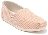 Toms Alpargata Houndstooth Sneaker
