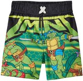 Nickelodeon Tmnt Swim Trunk (Baby) - Green - 24 Months