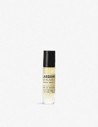 Le Labo Labdanum 18 travel liquid balm 7.5ml
