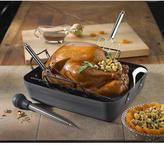 Calphalon Contemporary Nonstick Roaster with Rack and Lifters