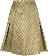 Gucci GG jacquard skirt