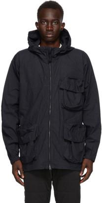 Snow Peak Navy C/N Parka Jacket