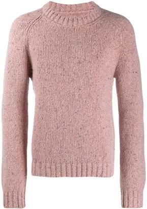 Maison Margiela crew neck knitted jumper