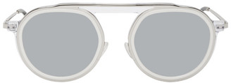 Thierry Lasry White Ghosty Sunglasses